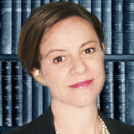 Sara Ferrari Dottore in giurisprudenza Ferrari & Associati Studio Legale e Commerciale Roma