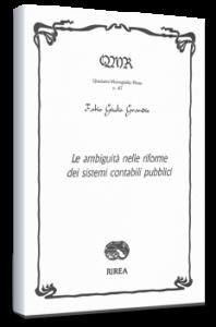 QMR - Le ambiguità nelle riforme dei sistemi contabili pubblici - Rirea F.G. Grandis